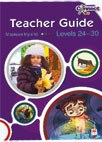 PHonics connect teachers guide level 24-30