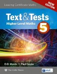 Text and Test 5 Leaving Cert Higher Level Maths New Edition CJ Fallon