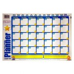 Wall Chart Monthly Planner