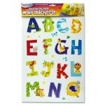 Alphabet Wall Stickers Crafty Bitz