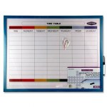 Magnetic Weekly Planner Whiteboard 45 x 60cm