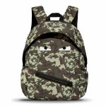 Zip It School Bag Grillz Camo