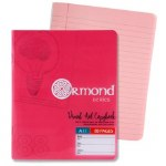 Ormond A11 Visual Memory Aid Plastic Cover Writing Copy Pink