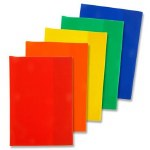 Student Solutions 5 A4 PVC Heavy Duty Copy Covers