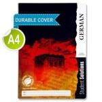Manuscript Copy A4 with Plastic Cover German