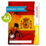 Manuscript Copy A4 with Plastic Cover Spanish