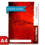 Manuscript Copy A4 with Plastic Cover English