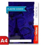 Manuscript Copy A4 with Plastic Cover French