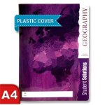 Manuscript Copy A4 with Plastic Cover Geography