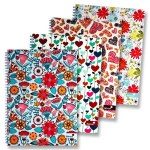 Refill Pad 160 Page Spiral Marlene West Design