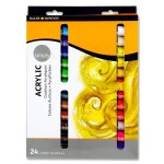Daler Rowney Simply Acrylic Paints 24x12ml