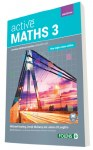 Active Maths 3 Leaving Cert Maths Ordinary Level New Single Volume Edition with Free e Book Folens