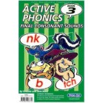 Active Phonics 3 Final Consonant Sounds 1st and 2nd Class Prim Ed