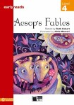 Black Cat Reader Aesops Fables 3rd and 4th Class Level 4 Lower Prim Ed