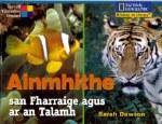 INGeo Ainmhithe Fuinneog ar an Domhan Series Junior Middle A Carroll Education