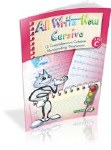 All Write Now Cursive Handwriting Book C Folens