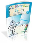 All Write Now Cursive Handwriting Book A Folens