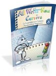 All Write Now Cursive Handwriting Book D Folens