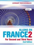 Allons En France 2 2nd Edition Junior Cert Gill and MacMillan
