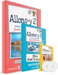 Allons-y2 Textbook, Mon chef d'oeuvre book & Lexique with free eBook Educate