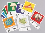 Alphabet Matching Puzzles Infant Classes Prim Ed