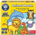 Animal Match Mini Game Orchard Toys