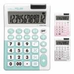 Milan 12 Digit Antibacterial  Desktop Calculator