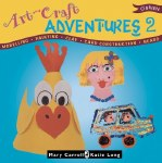 Art And Craft Adventures 2 O Brien Press
