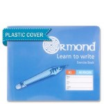 Copy B2 Learn to Write 40 Page Ormond with Plastic Cover