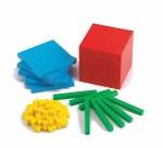 Base Ten Set 121 Pieces Edx Education