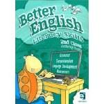 Better English Literacy Skills 2nd Class Activity Book Educate