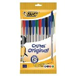 BIC 10 Pack Assorted