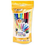 BIC Cristal Ballpoint Pens 20 Pack Assorted