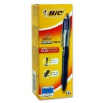 4 Colour Pen Bic Grip Pro