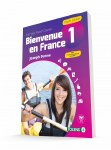 Bienvenue en France 1 Junior Cert 4th Edition with free eBook Folens