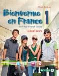 Bienvenue en France 1 Junior Cert Book and CD 3rd Edition Folens