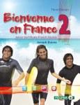 Bienvenue en France 2 Junior Cert Book and CD 3rd Edition Folens