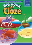 Big Book of Cloze Middle 3rd and 4th Class Age 8 to 10 Prim Ed
