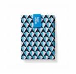 Boc'N'Roll Sandwich Wrap Tiles Blue