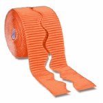Bordette Scalloped Edge 15 M Orange
