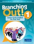 Branching Out 1 Junior Cycle English for First Year CJ Fallon