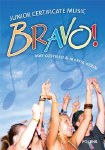 Bravo Set Junior Cert Music Book Workbook and CDs Junior Cert Music Folens