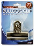 Bull Dog Clips 70mm Premier