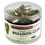 Bulldog Clips Tub 36 25mm