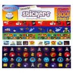 Crafty Bitz Bumper Pack 300+ Stickers