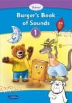 Burgers Book of Sounds 1 Pack Print style plus take home decodable Books CJ Fallon