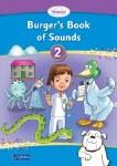 Burgers Book of Sounds 2 Print Pack Plus Decodeable Books CJ Fallon