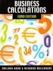 Business Calculations Euro Edition Gill and MacMillan