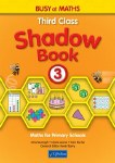 Busy at Maths 3 Shadow Book CJ Fallon