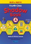 Busy at Maths 4 Shadow Book CJ Fallon